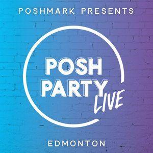 Posh Party LIVE   EDMONTON